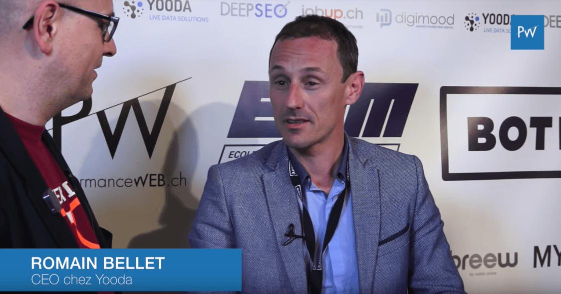 Romain Bellet (Yooda) : «Performance Web est un événement majeur du web»