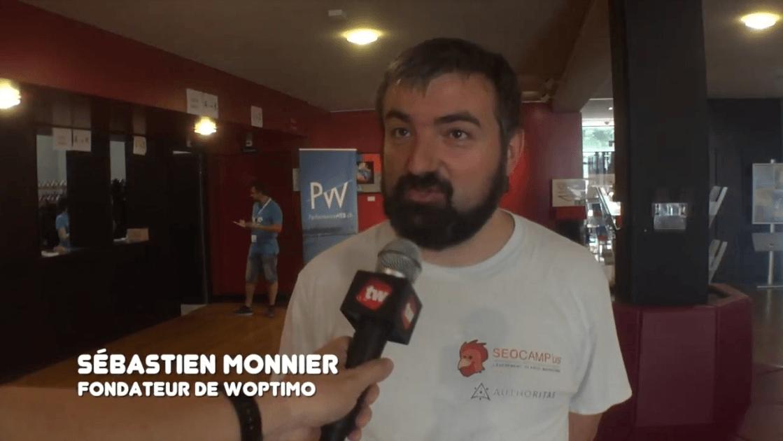 Interview de Sébastien Monnier à TeknSEO