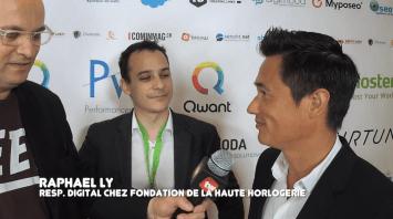 Interview de Xavier Naudeau (Virtua) et Raphaël Ly (Fondation de la Haute Horlogerie)