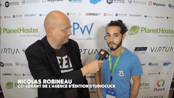 Interview de Nicolas Robineau, Studioclick / Tirage-Gagnant.com