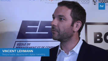 Interview de Vincent Lehmann à Performance Web