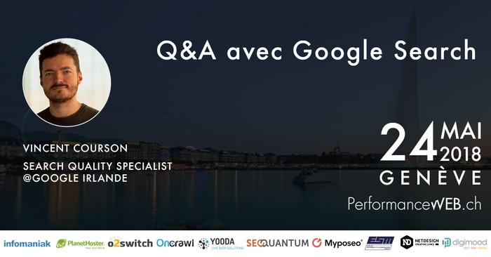 Les mises à jour Google en 2018 expliquées par Vincent Courson